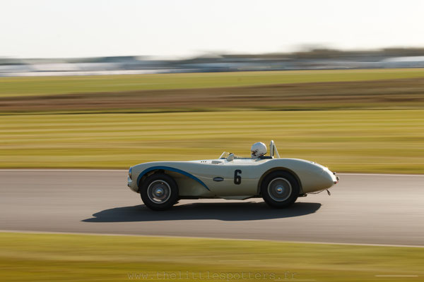 Urs Müller, Aston Martin DB3S, Freddie March Memorial Trophy - Goodwood Revival 2019