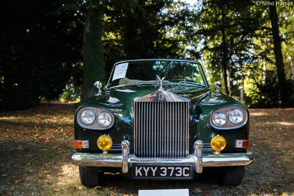 Rolls Royce Silver Cloud III Cabriolet