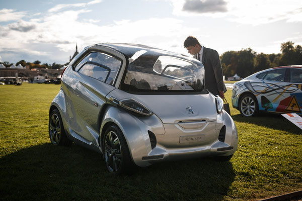 Peugeot BB1 Concept Car – 2009
