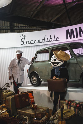 Earls Court Motor Show - Goodwood Revival 2019