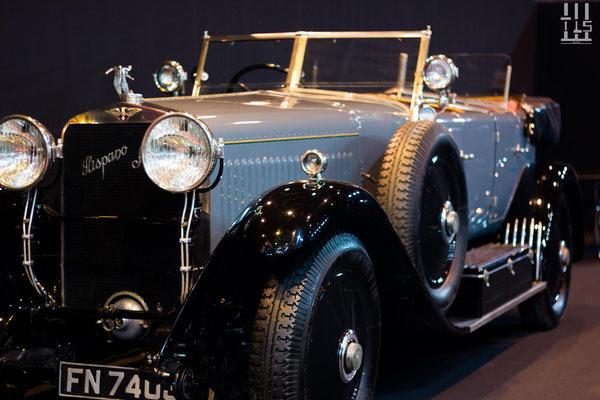 Hispano-Suiza H6B Dual Cowl Tourer
