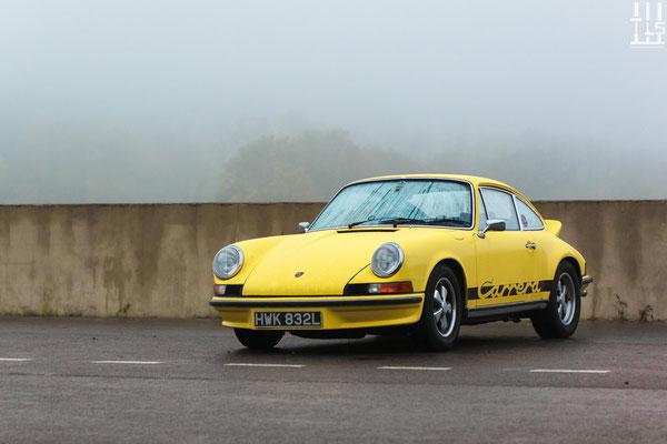 Porsche 911 2.7L RS - Journées d'Automne 2015, Circuit des Ecuyers.