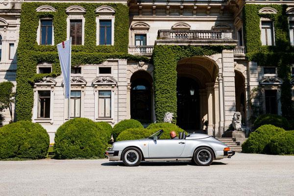 Porsche 911 Speedster, estimée entre 240 000 euros et 260 000 euros, invendue.