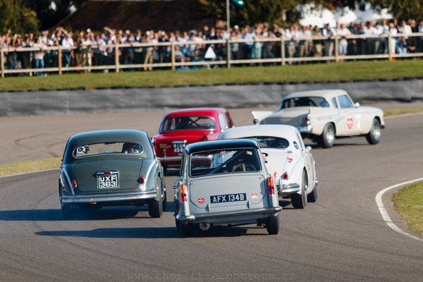 St Mary's Trophy Part 2 - Goodwood Revival 2019