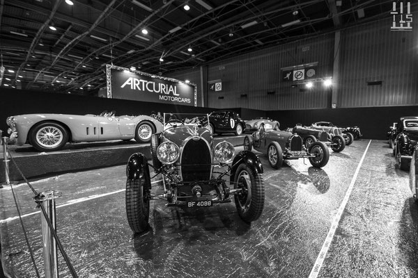 Bugatti Type 43GS #43181 & others