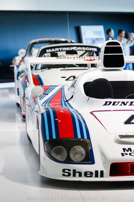 Porsche 936, Musée Porsche - Exposition Colours of Speed, 50 Jahre Porsche 917