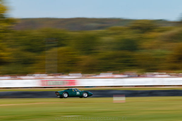 Jason Barron / Stuart Graham, Porsche 904 GTS, RAC TT - Goodwood Revival 2019