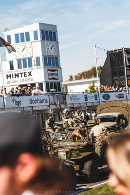 D-Day Commemoration - Goodwood Revival 2019