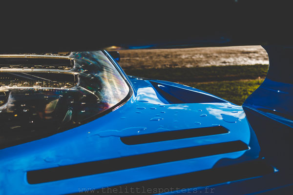 Ferrari F40 LM GTE - 1992