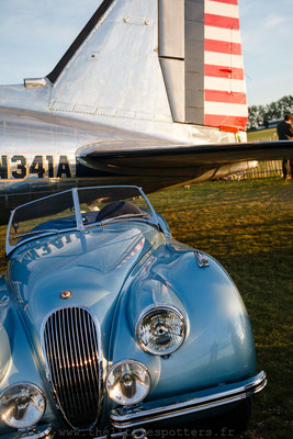 Freddie March Spirit of Aviation par Bonhams - Goodwood Revival 2019