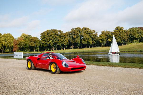 Ferrari Dino 166 SP #0834 – 1965
