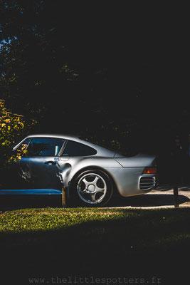 Porsche 959 Komfort.