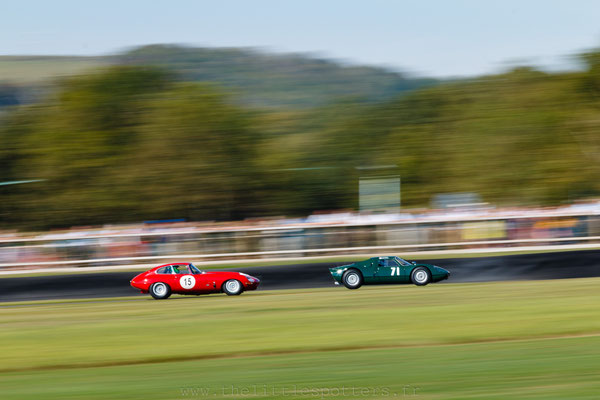 Jason Barron / Stuart Graham, Porsche 904 GTS, RAC TT Celebration - Goodwood Revival 2019