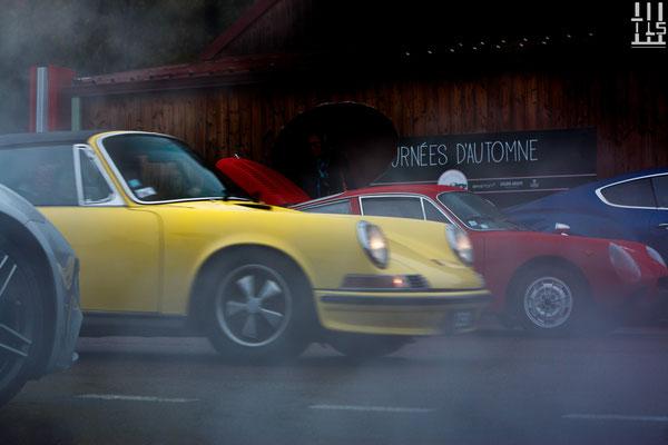 Porsche 911 Targa - Journées d'Automne 2015, Circuit des Ecuyers.