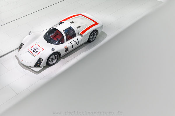 Porsche 906, Musée Porsche - Exposition Colours of Speed, 50 Jahre Porsche 917