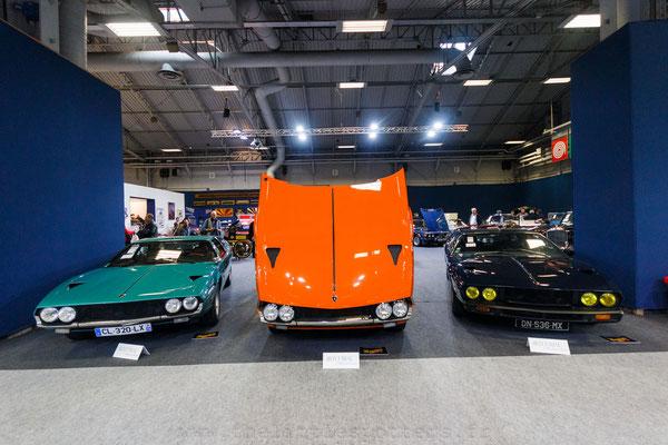 Lamborghini Espada Série 2, Série 1 et Série 3
