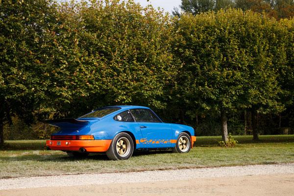 Porsche 911 3.0L  RS ex Herbet von Karajan – 1974