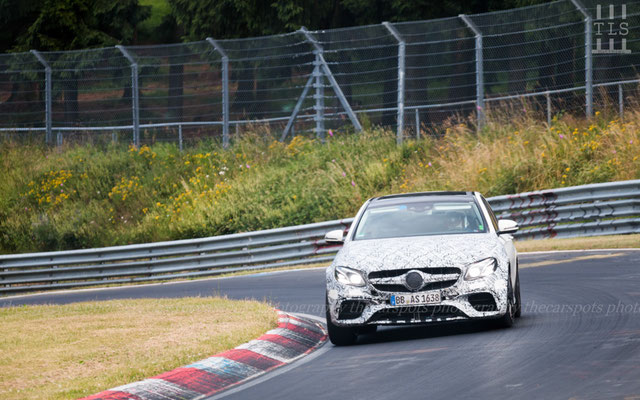 Mercedes-Benz AMG E63 W213