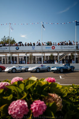 1959 RAC TT Celebration - Goodwood Revival 2019