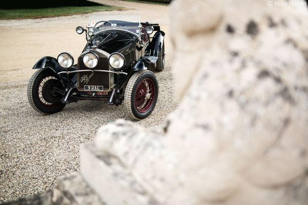 Alfa Romeo Alfa Romeo 6C 1750 Zagato MM - 1929