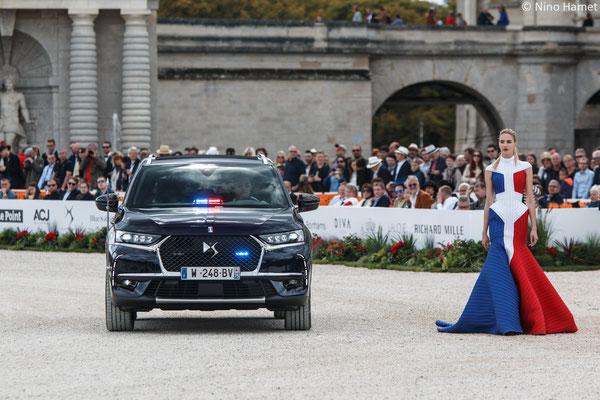 DS 7 Crossback Présidentiel & Eymeric François