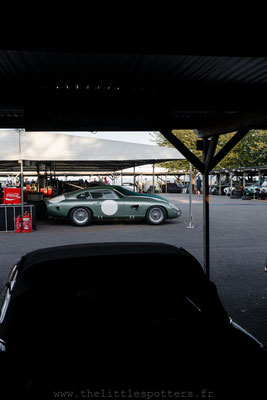 Aston Martin DP24 - Goodwood Revival 2019