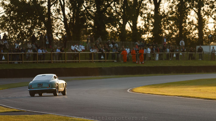 James Cottingham / Andre Lotterer, Ferrari 250 GT SWB, Kinrara Trophy - Goodwood Revival 2019