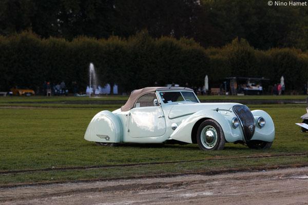 Peugeot 402 Darl'mat Cabriolet - 1938