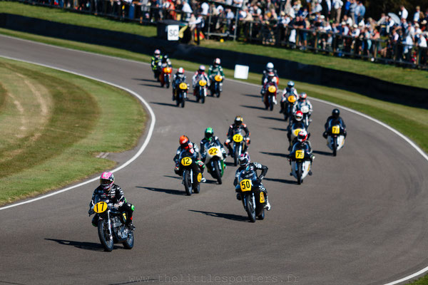 Barry Sheene Memorial Trophy - Goodwood Revival 2019