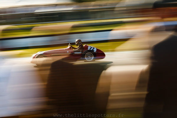 Stephan Rettenmaier, Maserati 4CLT, Goodwood Trophy - Goodwood Revival 2019