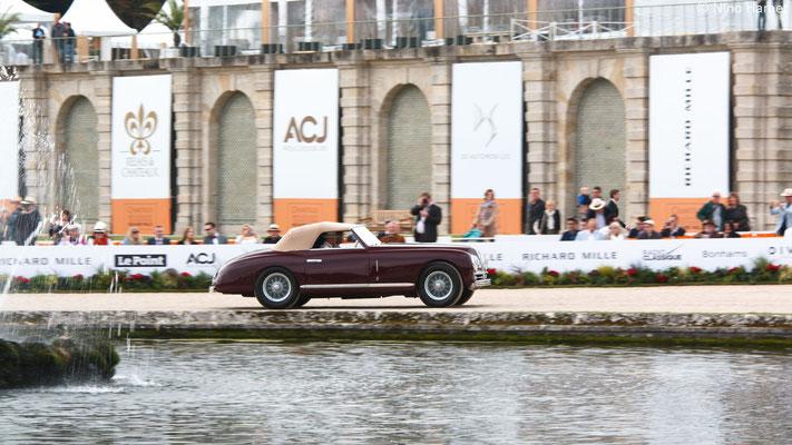 Alfa Romeo 6C 2500 SS Villa d'Este Cabriolet Pininfarina - 1951