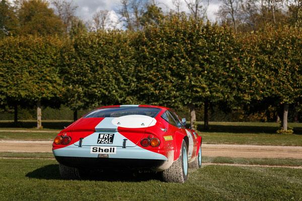 Ferrari 365 GTB/4 Daytona Groupe IV #15681 – 1972