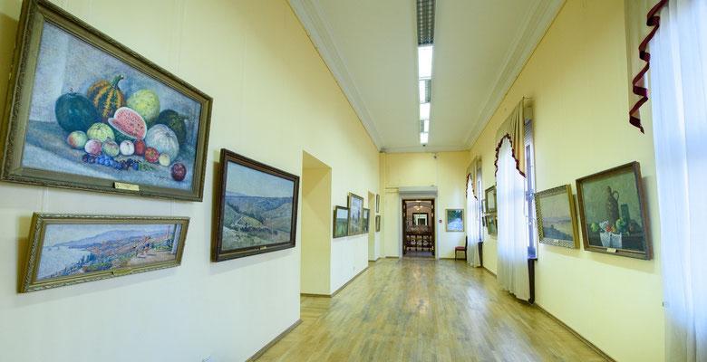 Ausstellungsraum 1