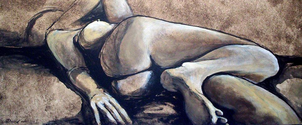"""""""mirage"""", Gemälde von Olga David"""