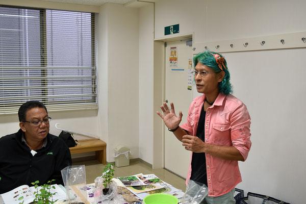 講師の石戸氏