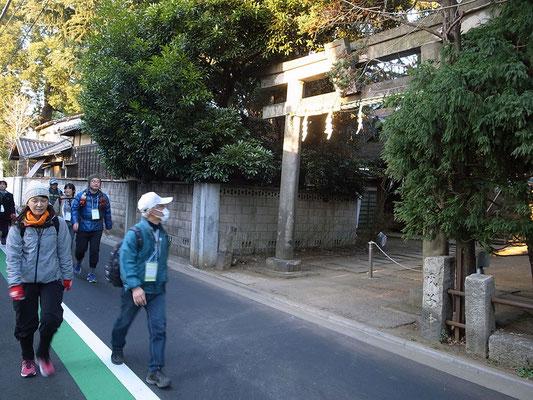 この界隈はお寺のメッカ。