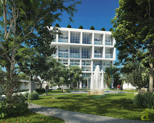 San Patricio Gardens