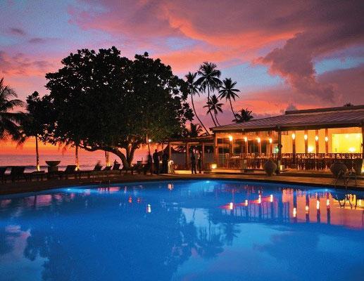 Strandhotel The Citrus Hikkaduwa Urlaub auf Sri lanka günstig buchen
