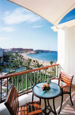 Luxusreise Oman ins Hotel Shangri La's Barr Al Jissah Resort & Spa Muscat als Pauschalreise