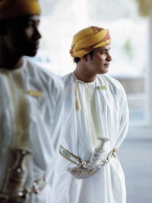 Luxusurlaub im Oman buchen 5-Sterne Luxushotel Shangri La's Barr Al Jissah Resort & Spa bei Muscat