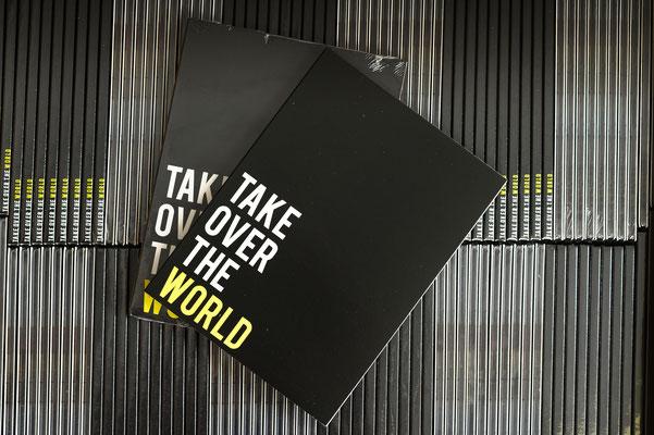 Revive Skateboards Take Over The World DVD / VMS Distribution Europe