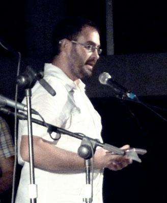 Emilio del Carmelo Tomás Loba. Homenajeado año 2012