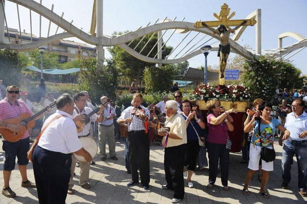 Animeros del Campo de San Juan, El Sabinar y El Calar de la Santa