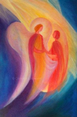 Gespräch mit dem Engel