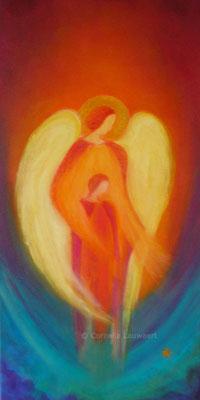 Beschützender Engel