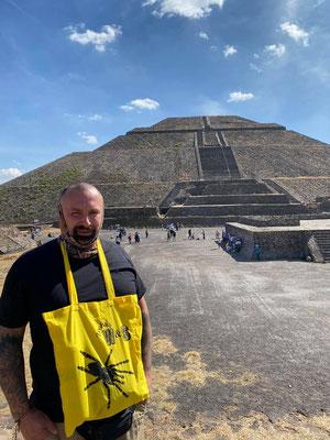 Sascha Packheiser aus Mexiko.