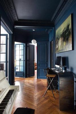idée décoration entrée maison appartement intérieur