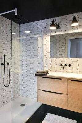 Comment Amenager Une Petite Salle De Bains Al Interieurs Architecte D Interieur Et Decoratrice Lyon