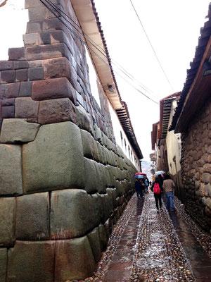 Callejuela de Cusco