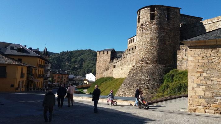 Muralla Castillo Templario